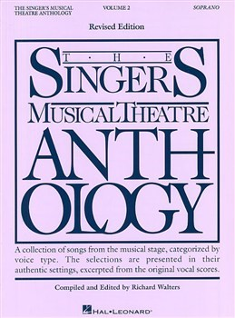 Singers Musical Theatre Anthology 2 Soprano published by Hal Leonard