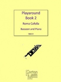 Cafolla: Playaround 2 for Bassoon published by Forton