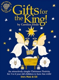 Gifts for the King Book & CD published by Grumpy Sheep