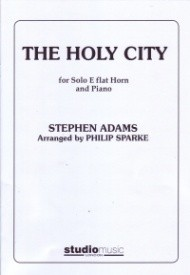 Adams: The Holy City for Tenor Horn published by Studio Music