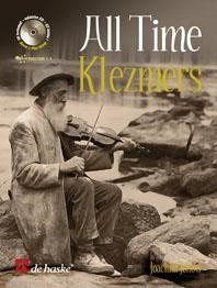All Time Klezmers Book & CD for Violin published by de Haske