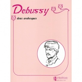 2 Arabesques by Debussy for Piano published by United Music Publications (UMP)