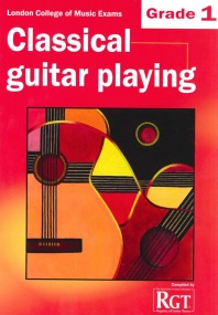 Registry of Guitar Tutors - Classical Guitar Playing - Grade 1