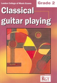 Registry of Guitar Tutors - Classical Guitar Playing - Grade 2