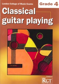 Registry of Guitar Tutors - Classical Guitar Playing - Grade 4