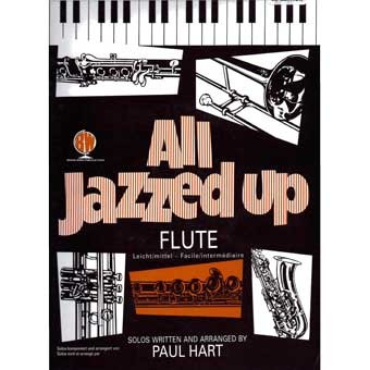 All Jazzed Up by Hart for Flute published by Brasswind