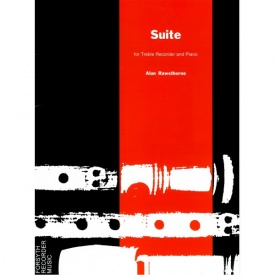 Rawsthorne: Suite for Treble Recorder published by Forsyth
