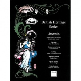 British Heritage Series - Jewels For Violin published by Forsyth