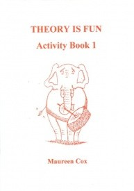Theory Is Fun Activity Book 1 by Cox published by Subject