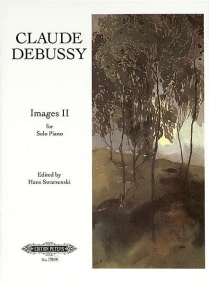 Debussy: Images II for Piano published by Peters