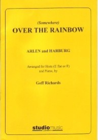 Arlen: Over the Rainbow for Horn published by Studio