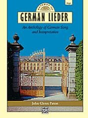 Gateway to German Lieder High Voice Book & CD published by Alfred