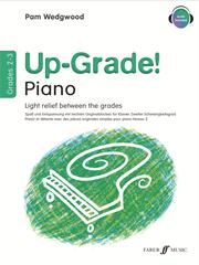 Wedgwood: Up-Grade Piano Grade 2 - 3 published by Faber