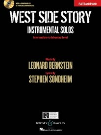 West Side Story Instrumental Solos for Flute published by Boosey & Hawkes