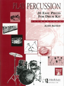 Play Percussion: 20 Easy Pieces for Drum Kit published by UMP