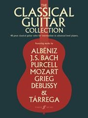 The Classical Guitar Collection published by Faber