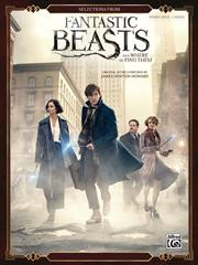 Fantastic Beasts and Where to Find Them published by Alfred