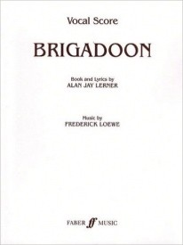 Brigadoon - Vocal Score published by IMP