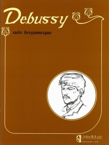 Debussy: Suite Bergamasque for Piano published by UMP