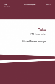 Barrett: Tuba SATB published by Walton