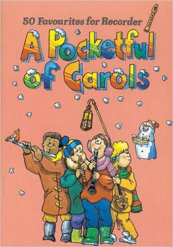 A Pocketful of Carols for Recorder published by Mayhew