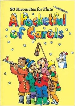 A Pocketful of Carols for Flute published by Kevin Mayhew
