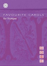 Favourite Carols for Trumpet Book & CD published by Mayhew