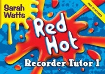 Red Hot Recorder Tutor Pupil Book & CD published by Kevin Mayhew