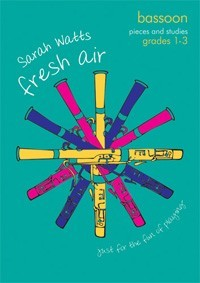 Fresh Air Grade 1 - 3 for Bassoon by Watts published by Mayhew