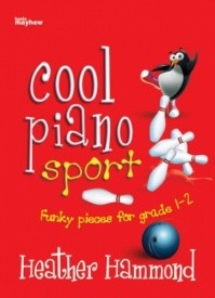 Cool Piano Sport Grades 1-2 published by Mayhew