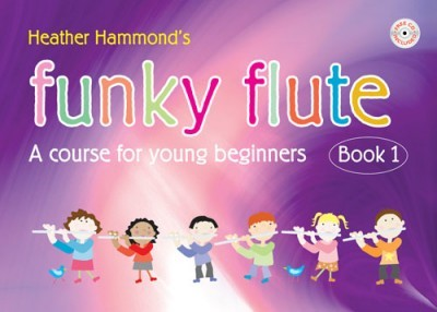 Funky Flute Students Book and CD published by Kevin Mayhew