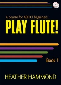 Hammond: Play Flute! Book 1 published by Mayhew