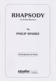 Sparke: Rhapsody for Bb Baritone published by Studio Music