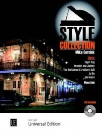Cornick: Style Collection - Jazz for Piano published by Universal Edition
