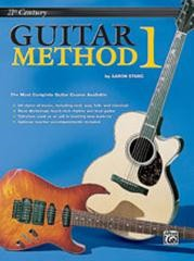 21st Century Guitar Method Book 1 published by Alfred