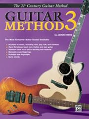21st Century Guitar Method Book 3 published by Alfred
