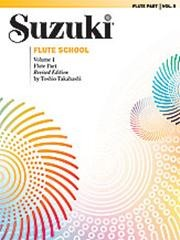 Suzuki Flute School Volume 1 published by Alfred