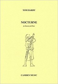 Nocturne for Bassoon by Hardy published by Camden Music