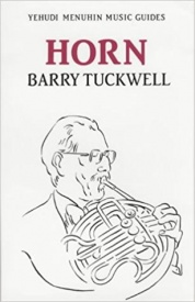 Horn (Yehudi Menuhin Music Guides) by Tuckwell published by Kahn & Averill
