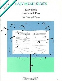Boyle: Pieces of Pan for Flute published by Boosey and Hawkes