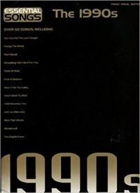 Essential Songs: The 1990s published by Hal Leonard