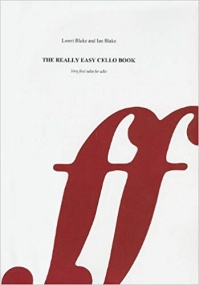 Really Easy Cello Book published by Faber