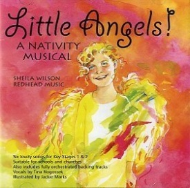 Little Angels! by Wilson (CD) published by Redhead