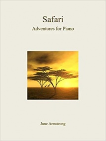 Armstrong: Safari for Piano published by Pianissimo
