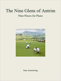 Armstrong: The Nine Glens of Antrim for Piano published by Pianissimo