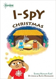 I-Spy Christmas Book & CD published by Starshine