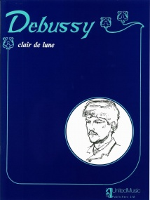 Debussy: Clair De Lune for Piano published by UMP