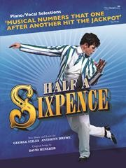 Half A Sixpence - Vocal Selections published by Faber