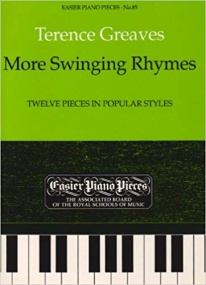 Greaves: More Swinging Rhymes for Piano published by ABRSM