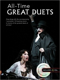 All-Time Great Duets Book & CD published by Wise